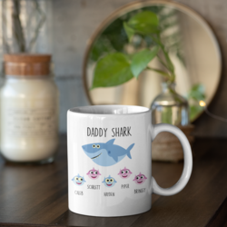 Personalized and Custom Mugs