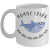 Mommy-Shark -MUG