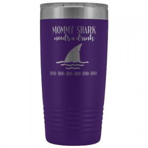 mommy-shark-tumbler