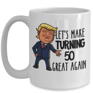 50th-birthday-trump-mug