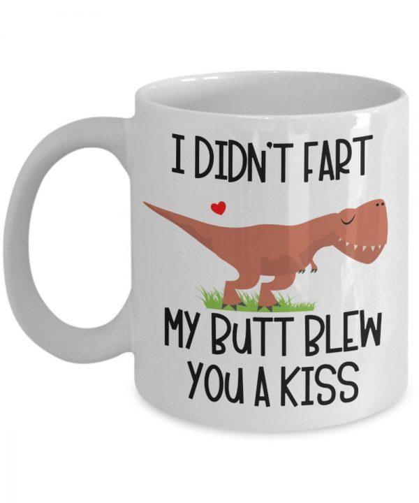 i-didnt-fart-trex-mug