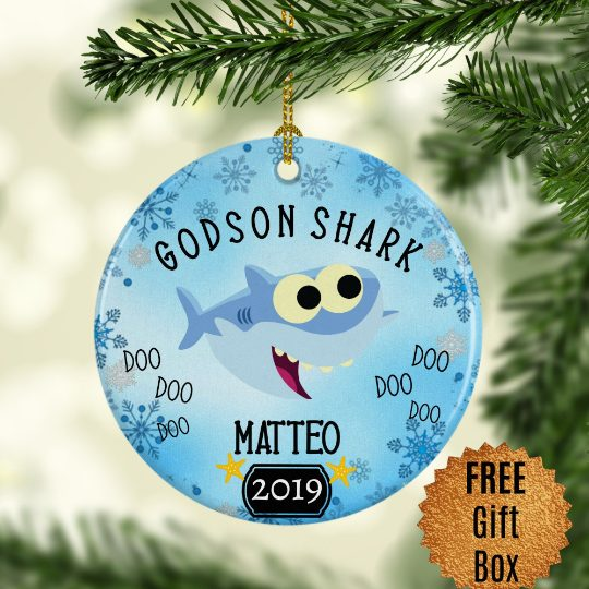 godson-shark-ornament