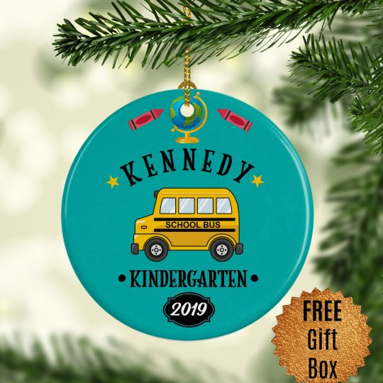 kindergarten-ornament