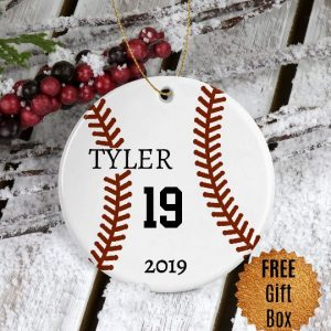 baseball-christmas-ornament