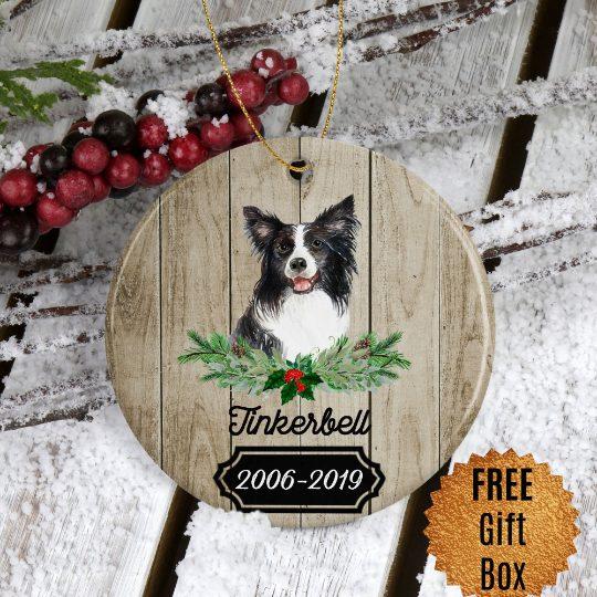 border-collie-ornament