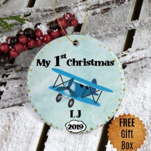 christmas-ornament-airplane
