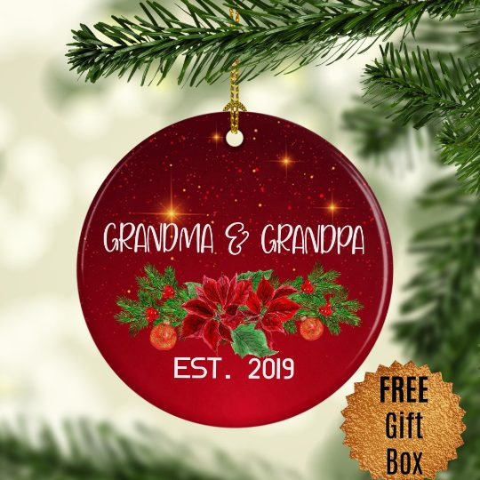 first time-grandparents-ornament