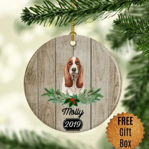 basset-hound-ornament