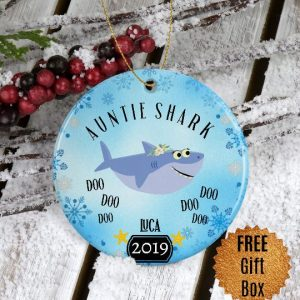 auntie-shark-ornament
