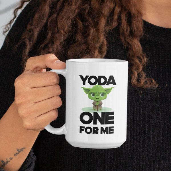 yoda-one-for-me-mug