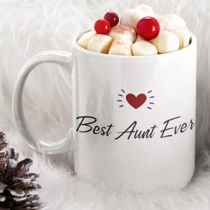 Gifts for Aunt | Aunt Mugs