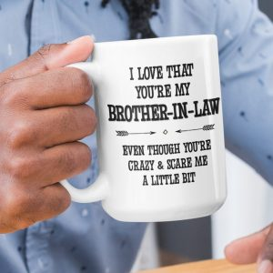 Gifts for Brother In Law | Brother-In-Law Mugs
