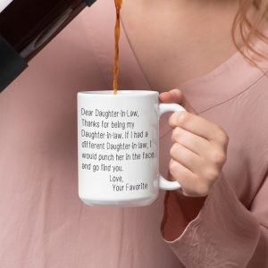 Gifts for Daughter In Law | Daughter-In-Law Mugs