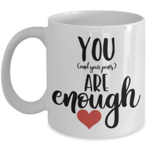 you-are-enough-mug