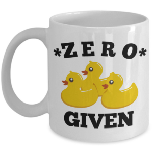 zero-ducks-given