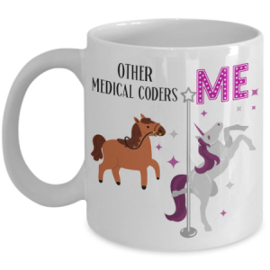unicorn-mug-for-medical-coder
