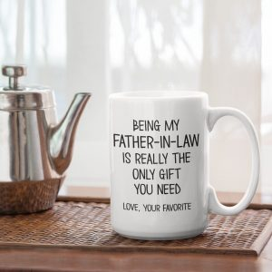 Gifts for Father In Law | Father-In-Law Mugs