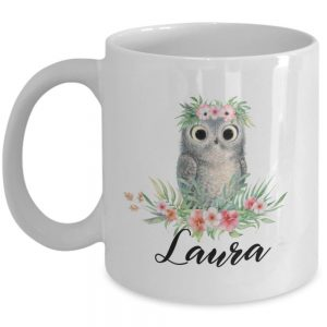 personalized-fox-mug