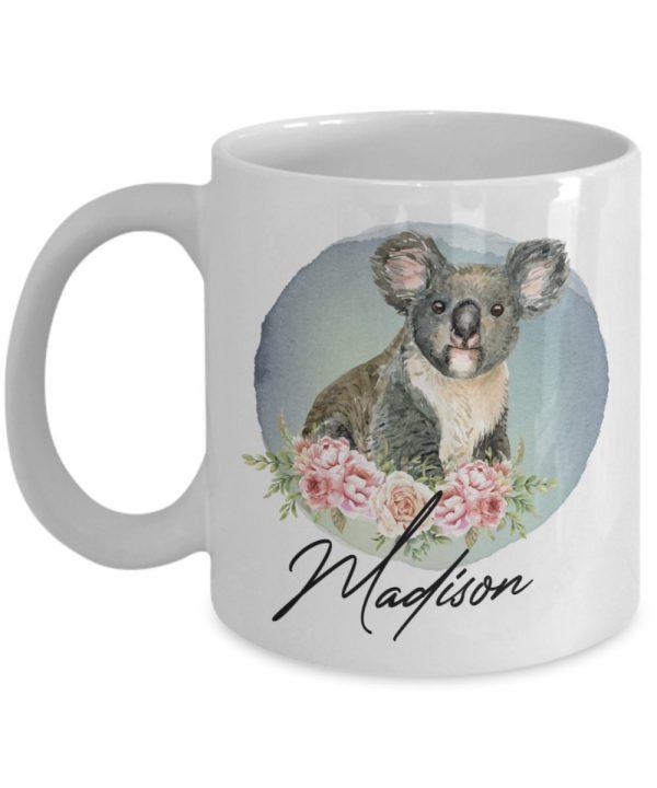 personalized-koala-mug