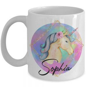 personalized-unicorn-mug