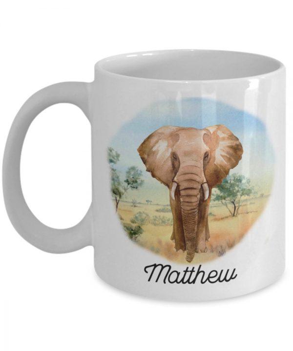 personalized-elephant-mug