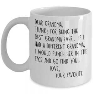 personalized-grandma-mug