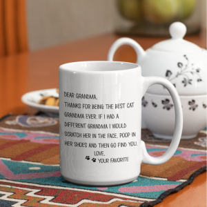 Gifts for Grandma | Grandma Mugs