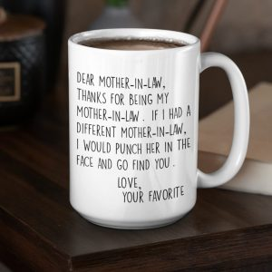 Gifts for Mother In Law | Mother-In-Law Mugs