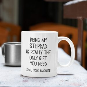 Gifts for Stepdad | Stepdad Mugs