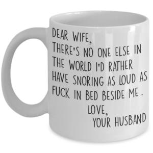 snoring-wife-mug