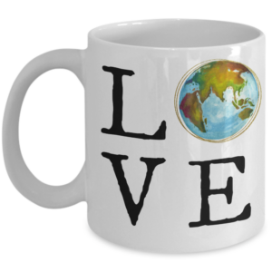 nature lover-coffee-mug
