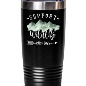 Support-wildlife-tumbler