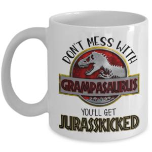 grampasaurus-coffee-mug