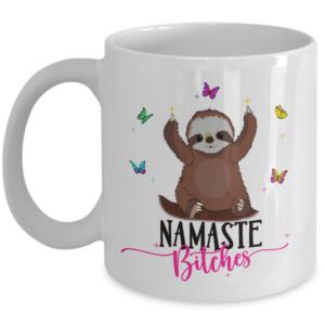 namaste-sloth-mug