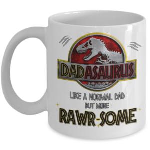 dadasarus-rawrsome-mug