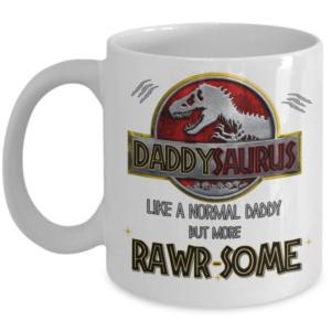 daddysarus-rawrsome-mug