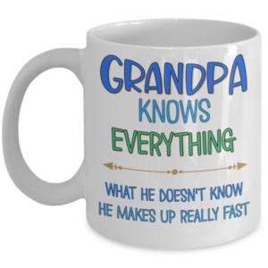 Grandpa-Knows-Everything-coffee-mug