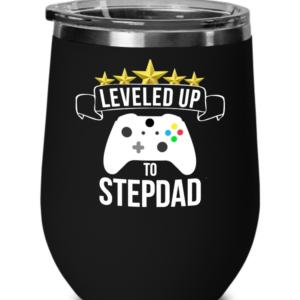 leveled-up-to-stepdad-wine-tumbler