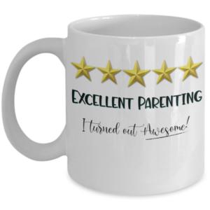 excellent-parenting-mug