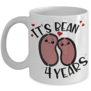 its-bean-4-years-mug