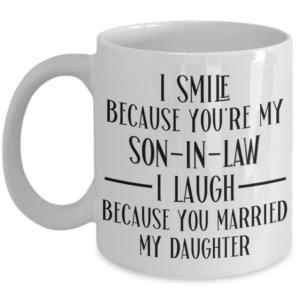 Son-in-law-coffee-mug